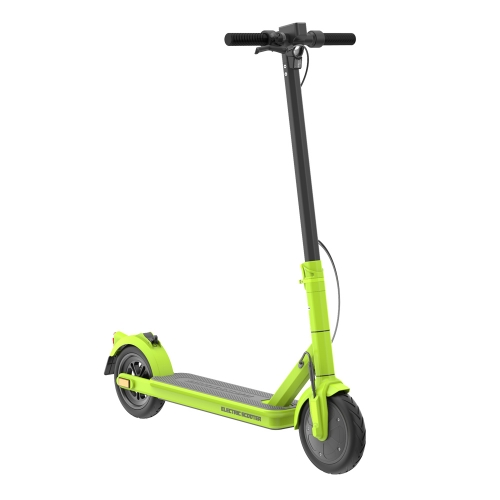 Playshion Electric Scooter 18.6 Miles Long-range Battery, Up to 15.5 MPH, Easy Fold-n-Carry Design