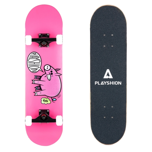 Playshion 31 Inch Trick Skateboard for Kids